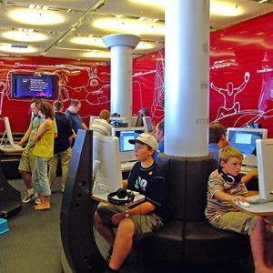 Интернет-кафе Верхнеуральска