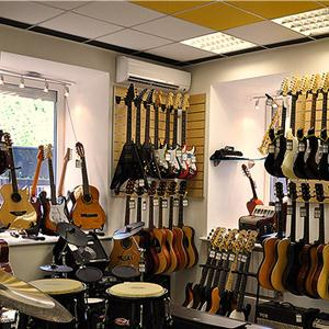 Музыкальные магазины Верхнеуральска