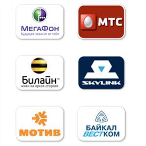 Операторы сотовой связи Верхнеуральска