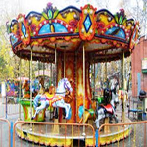 Парки культуры и отдыха Верхнеуральска