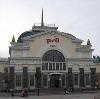 Железнодорожные вокзалы в Верхнеуральске