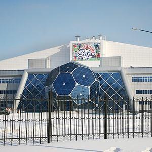Спортивные комплексы Верхнеуральска