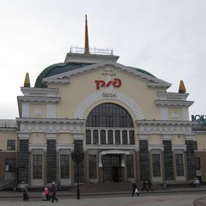 Железнодорожные вокзалы Верхнеуральска
